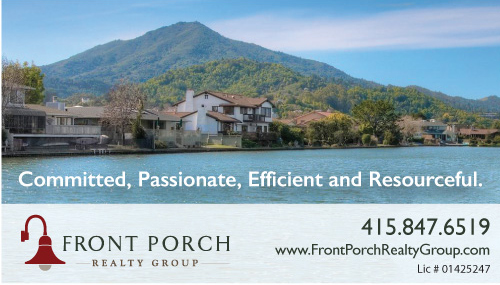 Front Porch Realty Group - Magazine Ad