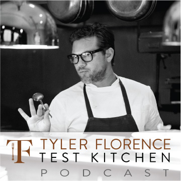 Tyler Florence - Ad for podcast