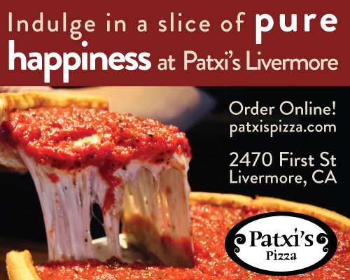 Patxi's Pizza - Newspaper ad campagn